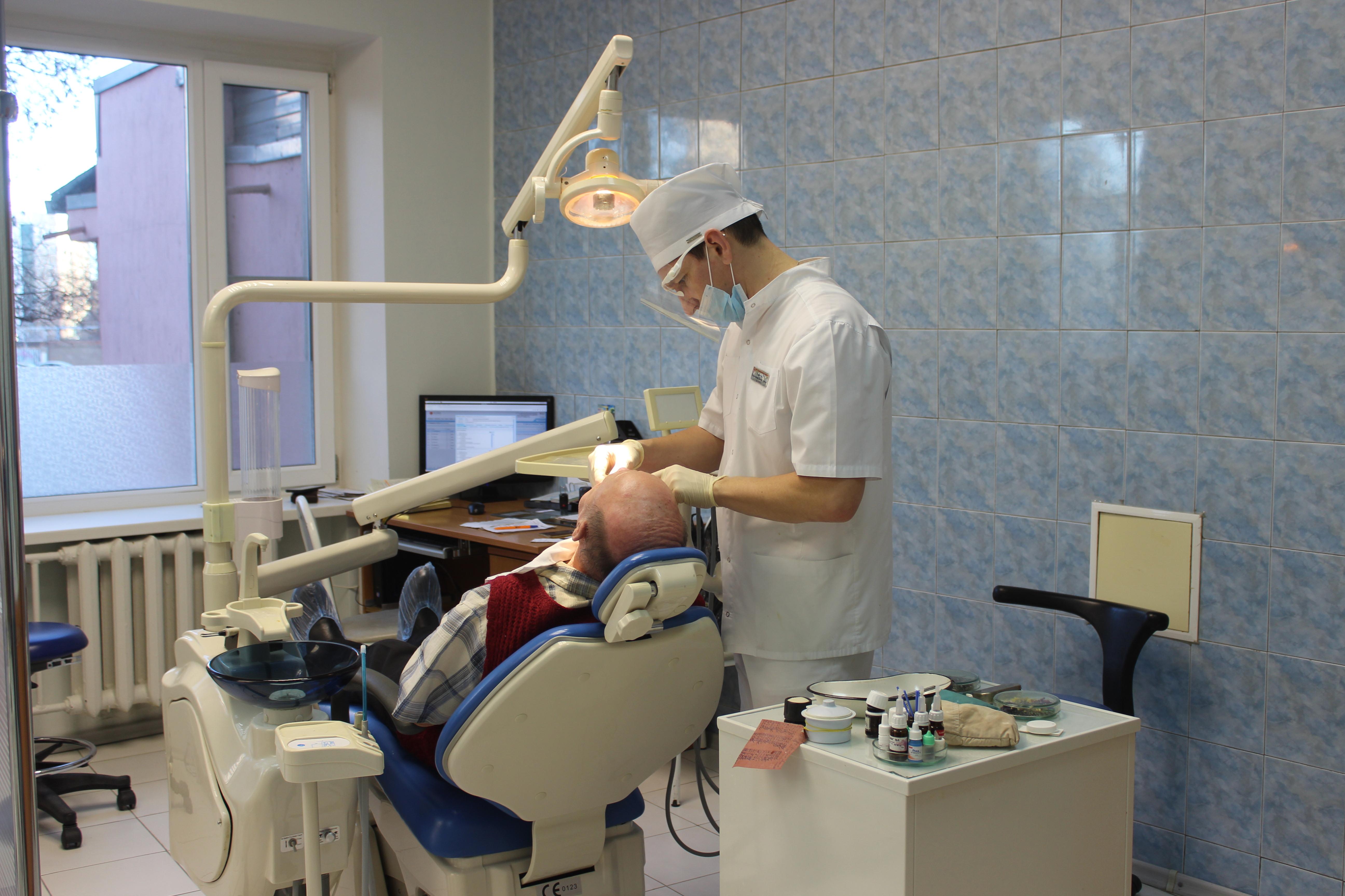 Стоматологическая поликлиника г. Волгодонска